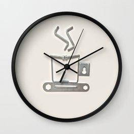 COFFEE ANYONE? Wall Clock