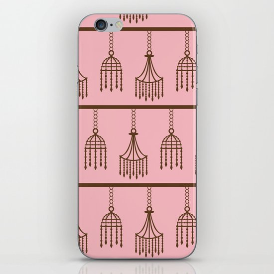 Chandeliers iPhone & iPod Skin