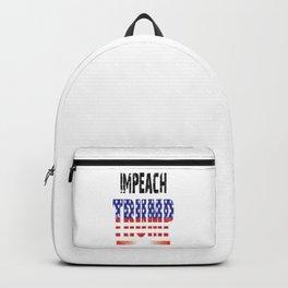 impeach trump Backpack
