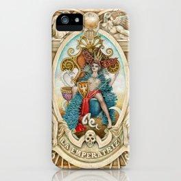 La Emperatriz iPhone Case