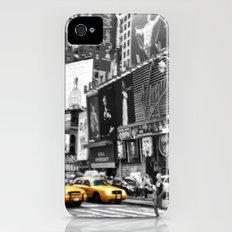 I love NY Slim Case iPhone (4, 4s)