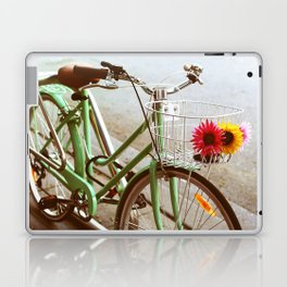 MINTY BIKE Laptop & iPad Skin