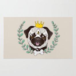 King of Pug Rug