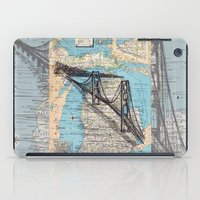 michigan iPad Cases featuring Michigan by Ursula Rodgers