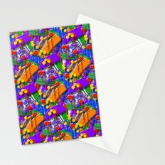 The Big O (Drip Porn Pattern) Stationery Cards
