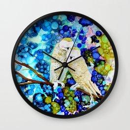 nous deux Wall Clock