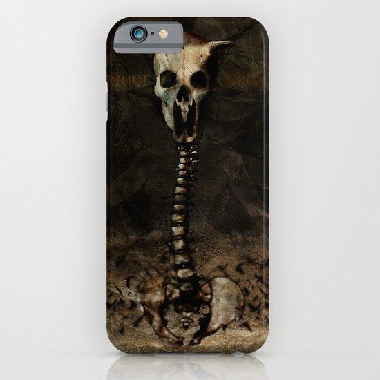 Rigor Coagula iPhone & iPod Case
