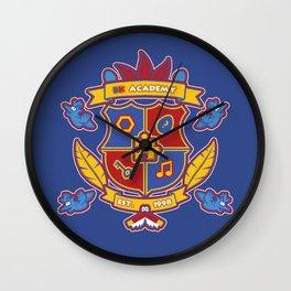 BK Academy Wall Clock
