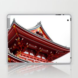 Temple Detail Laptop & iPad Skin