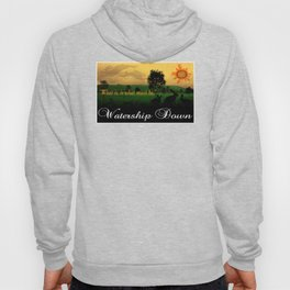 Watership Down Hoody