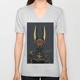 Late Night Egyptian Tales Ep. 3: Thoth Unisex V-Neck
