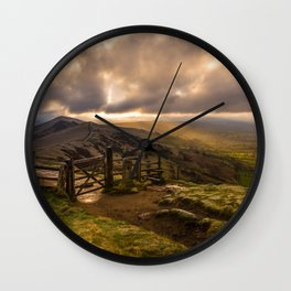 Hope Valley Wall Clock