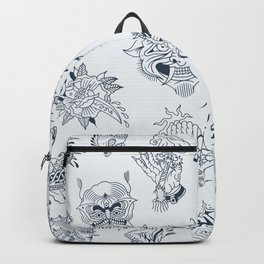 TRADITIONAL TATTOO PATTERN Backpack