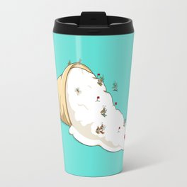 Ant Ski Travel Mug