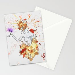 Mutation Stationery Cards