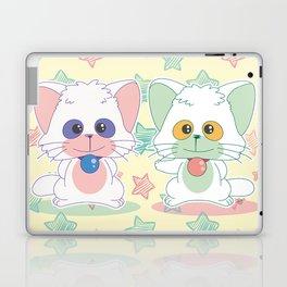 Creamy Mami: Posi and Nega Laptop & iPad Skin