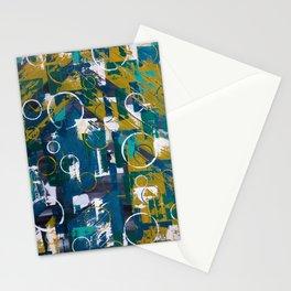 Champagne Supernova Stationery Cards