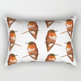 Allen's Hummingbird Rectangular Pillow