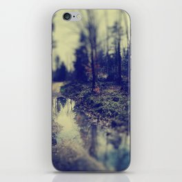 In the forrest iPhone Skin
