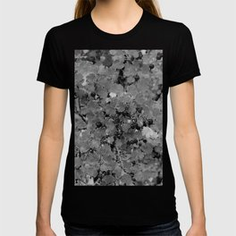 Berries in Black and White T-shirt