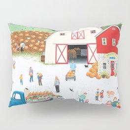 The Harvest Moon Pillow Sham