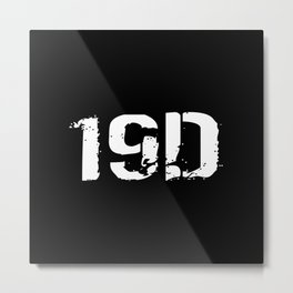 19D Cavalry Scout Metal Print