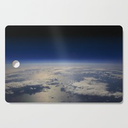 Earth from Space Cutting Board