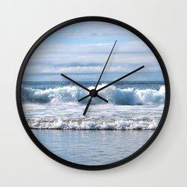 Splashing Sea Wall Clock
