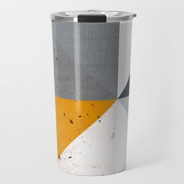 Modern Geometric 17/2 Travel Mug