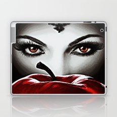Once Upon A Time - Evil Heart Laptop & iPad Skin
