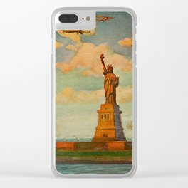 O'Malley, Power (1870 or 77-1946) - Proclaiming liberty to all the world, Broad Stripes & Brigh Clear iPhone Case