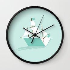 Sea of Knowledge Wall Clock