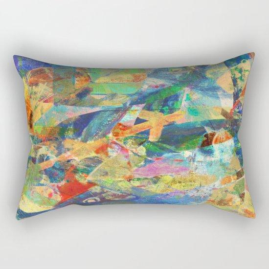 Tuna Fishing Rectangular Pillow