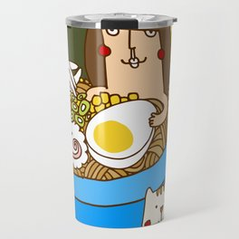 Ramen bowl Travel Mug