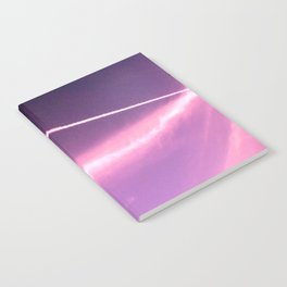 Blotchiness in sky Notebook