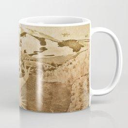 Goddess Lithograph Coffee Mug