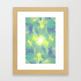 Incandescent Framed Art Print