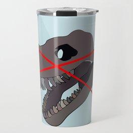 christians against dinosaurs Travel Mug