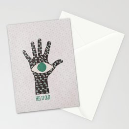 Feel It Out Stationery Cards