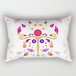 Folk spirit Rectangular Pillow