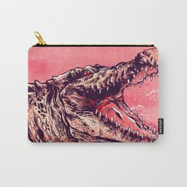 Wicked Croc Carry-All Pouch