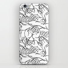 Givers and beggars iPhone & iPod Skin