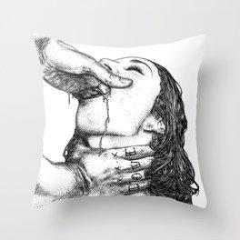 asc 716 - Le désir secret (True love) Throw Pillow