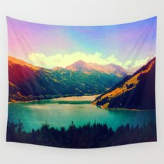 Entrance. Wall Tapestry