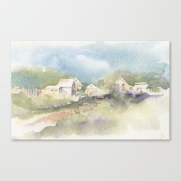 Long Ago Canvas Print