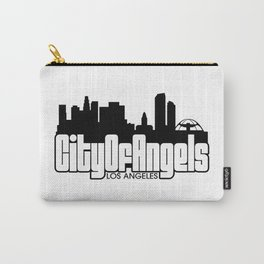 City Of Angels : Los Angeles Carry-All Pouch