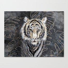 Tiger Spirit Canvas Print