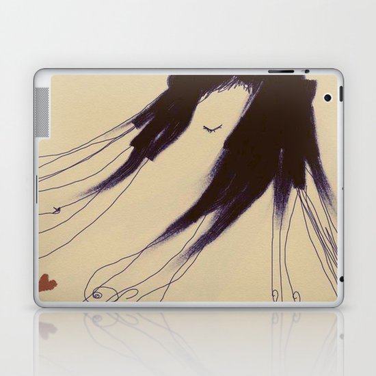 De loin Laptop & iPad Skin