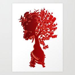 PR(L)AY Art Print