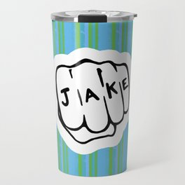 [ Blues Brothers ] Joliet Jake John Belushi Travel Mug